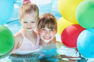 End of Summer Pool Party for Kids