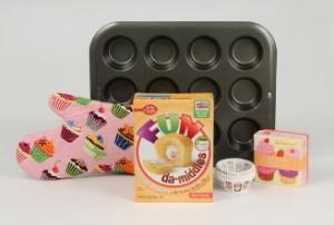 Betty Crocker Cupcake Pack Giveaway