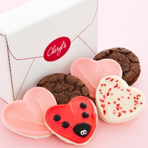Valentine's Day Cookie Sampler