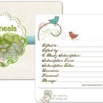 eMeals Gift Certificate