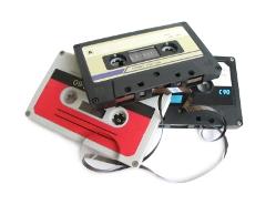 80s Music Cassettes