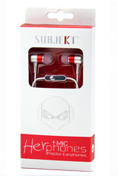 SUBJEKT Herphones running headphones for women