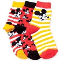 Little Miss Matched Disney Socks