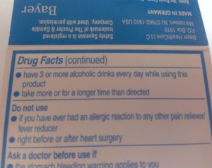 Surprising Medicine Instructions