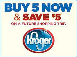 Kroger Buy 5 Sale