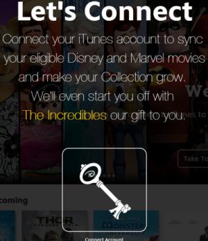 Disney iTunes Connect