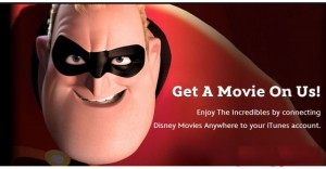 Free Incredibles Movie When You Try Disney Movies Anywhere