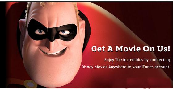 Free Incredibles Movie