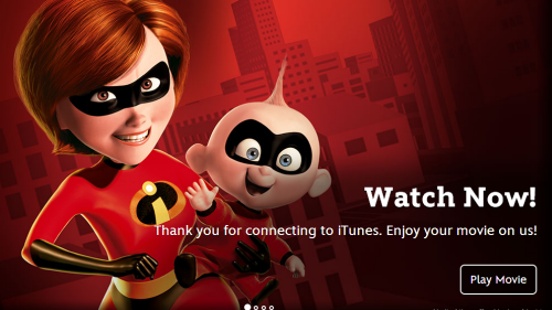 Watch the Incredibles for Free