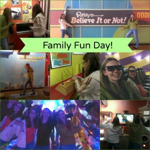 Believe it or Not: Ripley's Great Fun for Whole Family