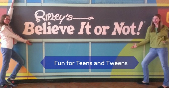 Ripley' s Believe It Or Not