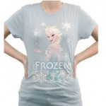 Frozen Elsa Shirt at Amazon