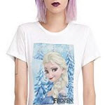 Frozen Shirt from Hot Topic