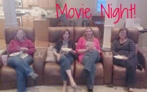 Labor Day Movie Night