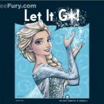 TeeFury Elsa Shirt