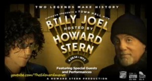 Billy Joel on Howard Stern