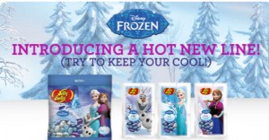 New Frozen Candy from Jelly Belly