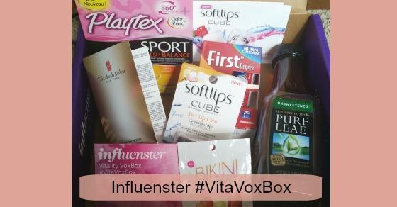 Influenster Vitality VoxBox