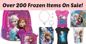 Frozen Sale 60% Off