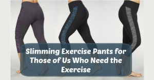 Magic Slimming Exercise Pants