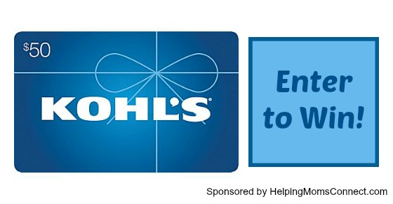 Win $50 Kohls Card