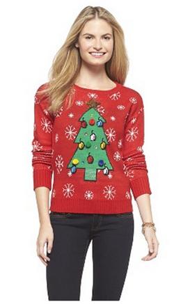 Target Ugly Christmas Sweater