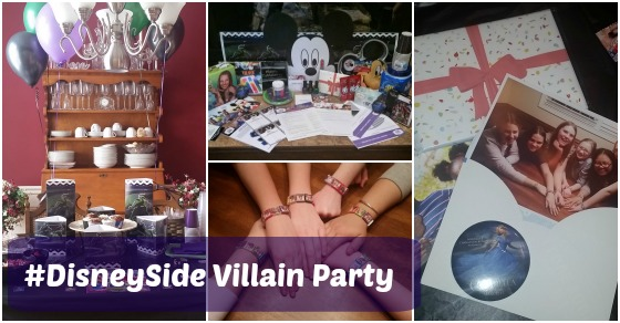 DisneySide Villain Party
