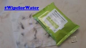 wipeforwater