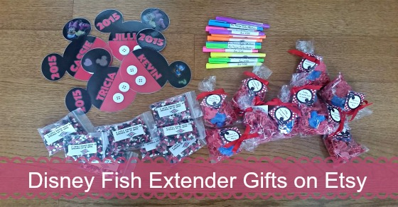 Disney Fish Extender Gifts on Etsy