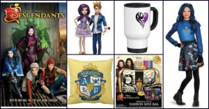 Disney's Descendants Costumes, Merchandise, and Gift Ideas