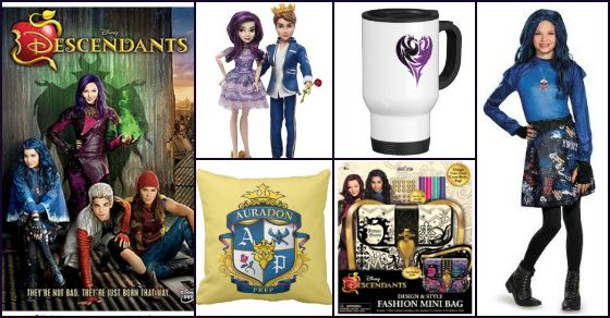 Disney Descendants Costumes and Gifts