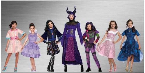 Disney's Descendants Costumes, Merchandise and Gifts
