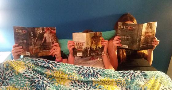 Cassandra Claire Books