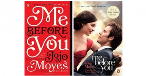 "It's Time to Read ""Me Before You"""