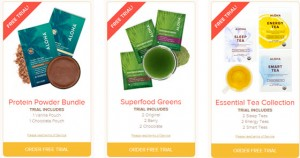 Free Trial of Tea Collection