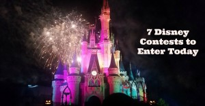 7 Disney Contests to Enter Today