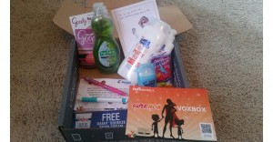 I Scored the Super Mom VoxBox (And You Can Get Free Stuff!)