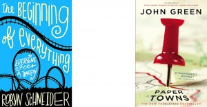 """The Beginning of Everything"" vs ""Paper Towns"" (Book Review)"
