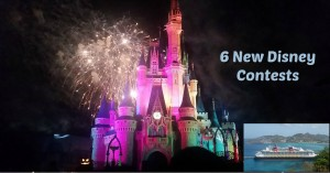 New Disney Contests You Need to Enter Today