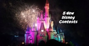 5 New Disney Contests