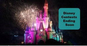 Disney Contests Ending Soon