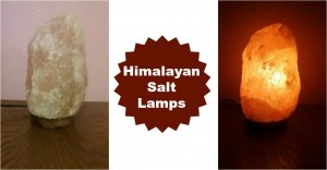 Himalayan Salt Shop Lamp Review
