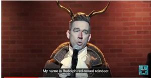 Hamildolph (Hamilton Rudolph Parody)