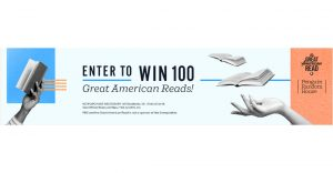 Win 100 Books from Penguin Random House