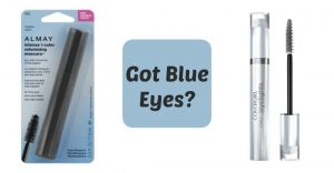 Mascara for Blue Eyes (Replace CoverGirl Exact EyeLights)