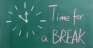 School Breaks Should Be BREAKS