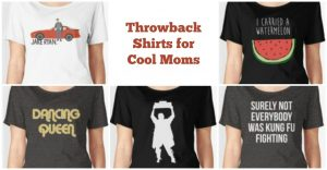 Fun Spring Shirts for Moms