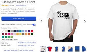 Customized Shirts for Your Group for $6