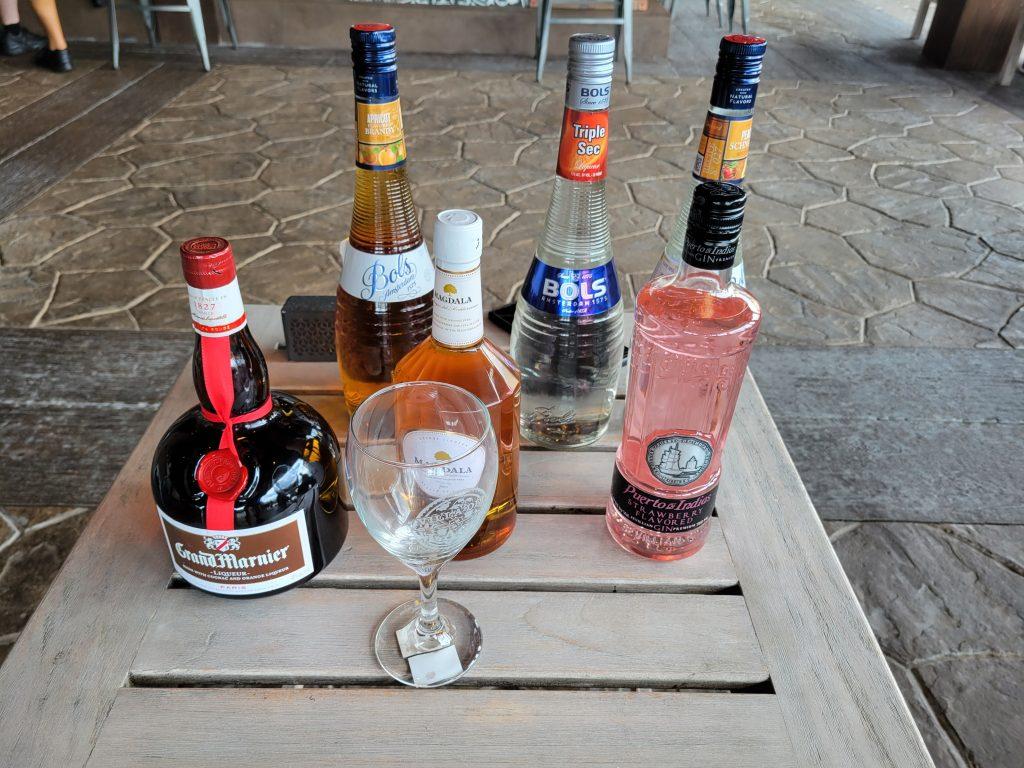 sangria university alcohol